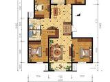 凯旋大道_4室2厅2卫 建面161平米