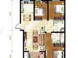 文予凤凰城_3室2厅2卫 建面131平米