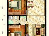 中泽纯境_2室2厅1卫 建面94平米