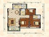 佰利庄园_3室2厅2卫 建面110平米