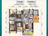 曲江丽景嘉园_4室2厅2卫 建面145平米