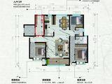 御东汇璟_3室2厅2卫 建面138平米